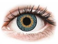 Lente kontakti Blu - optike - Expressions Colors Blue - Lente me Ngjyre & Optike (1 lente)