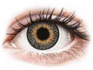 Lente kontakti Grey - optike - Expressions Colors Grey - Lente me Ngjyre & Optike (1 lente)