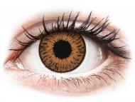 Lente kontakti Kafe - jo optike - Expressions Colors Hazel - Lente me Ngjyre (1 lente)