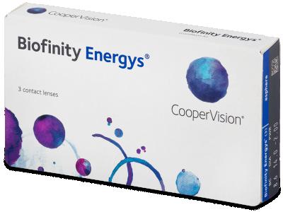 Biofinity Energys (3 lente)