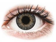 Lente kontakti Grey - optike - FreshLook ColorBlends Grey - Lente me Ngjyre & Optike (2 lente)