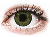 Lente kontakti Jeshile - jo optike - FreshLook ColorBlends Green - Lente me Ngjyre (2 lente)