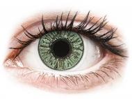 Lente kontakti Jeshile - jo optike - FreshLook Colors Green  - Lente me Ngjyre (2 lente)