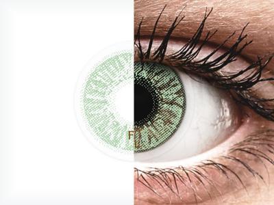 FreshLook Colors Green - Lente me Ngjyre & Optike (2 lente)
