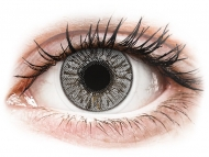 Lente kontakti Grey - optike - FreshLook Colors Misty Gray - Lente me Ngjyre & Optike (2 lente)