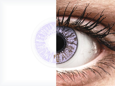 FreshLook Colors Violet - Lente me Ngjyre & Optike (2 lente)