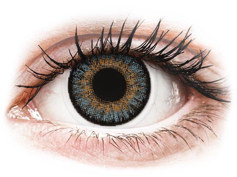 FreshLook One Day Color Blue - Lente me Ngjyre & Optike (10 lente) - Coloured contact lenses