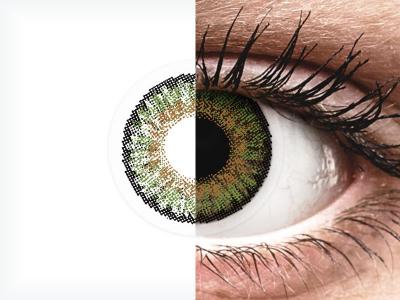 FreshLook One Day Color Green - Lente me Ngjyre & Optike (10 lente)