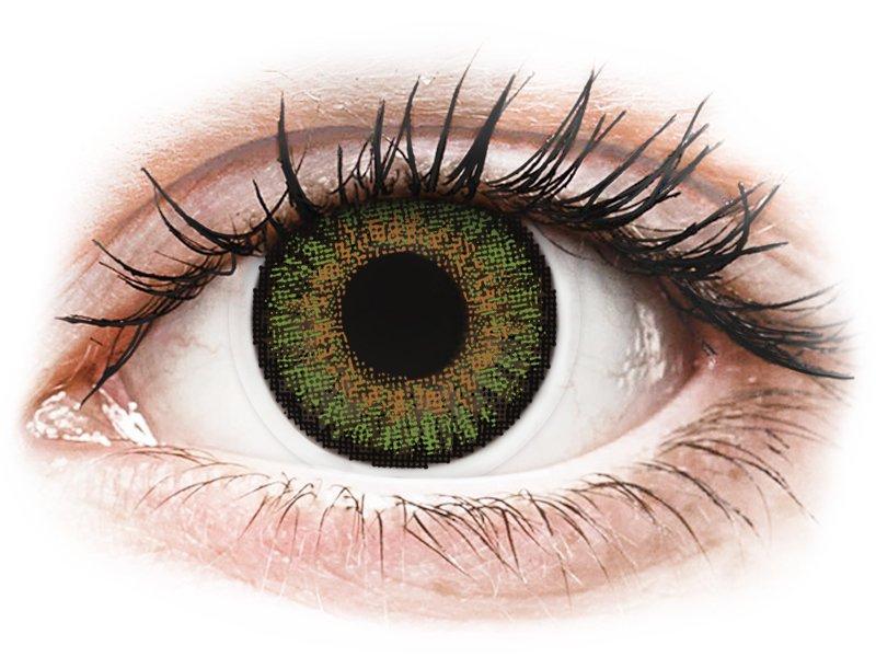 FreshLook One Day Color Green - Lente me Ngjyre (10 lente)