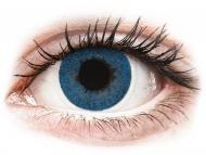 Lente kontakti Blu - optike - FreshLook Dimensions Pacific Blue - Lente me Ngjyre & Optike (6 lente)