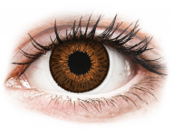 Lente kontakti Kafe - optike - Expressions Colors Brown - Lente me Ngjyre & Optike (1 lente)