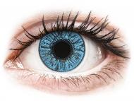 Lente kontakti Blu - jo optike - FreshLook Colors Sapphire Blue - Lente me Ngjyre (2 lente)