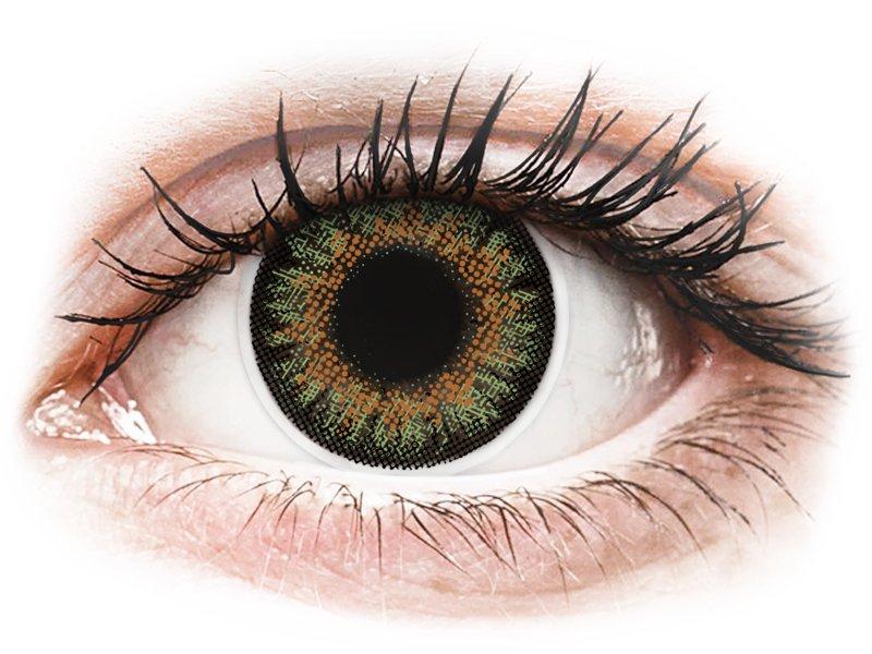ColourVue One Day TruBlends Green - Lente me Ngjyre & Optike (10 lente)