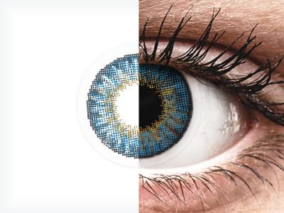 Air Optix Colors - True Sapphire - Lente me Ngjyre & Optike (2lente)