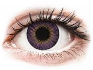 Lente me ngjyrë me numër - Air Optix Colors - Amethyst - Lente me Ngjyre & Optike (2lente)