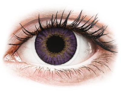 Air Optix Colors - Amethyst - Lente me Ngjyre & Optike (2lente)