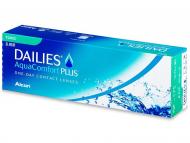 Lente kontakti Cilindrike - Dailies AquaComfort Plus Toric (30lente)