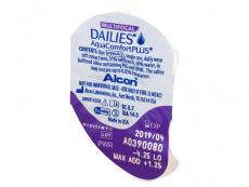Dailies AquaComfort Plus Multifocal (30lente) - Blister pack preview