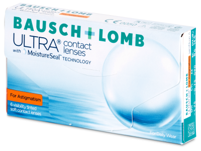 Bausch + Lomb ULTRA for Astigmatism (6 lente)