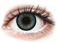 Lente kontakti Blu - jo optike - ColourVUE 3 Tones Aqua - Lente me Ngjyre (2lente)
