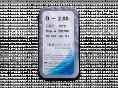 TopVue Air (6 lente) - Blister pack preview