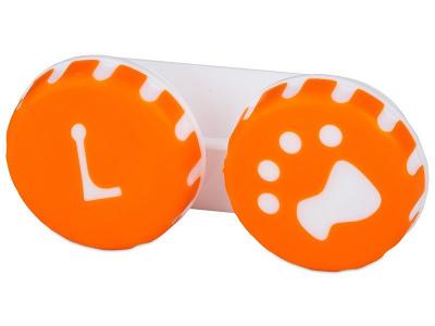 Kuti per Lente forme Puter portokalli