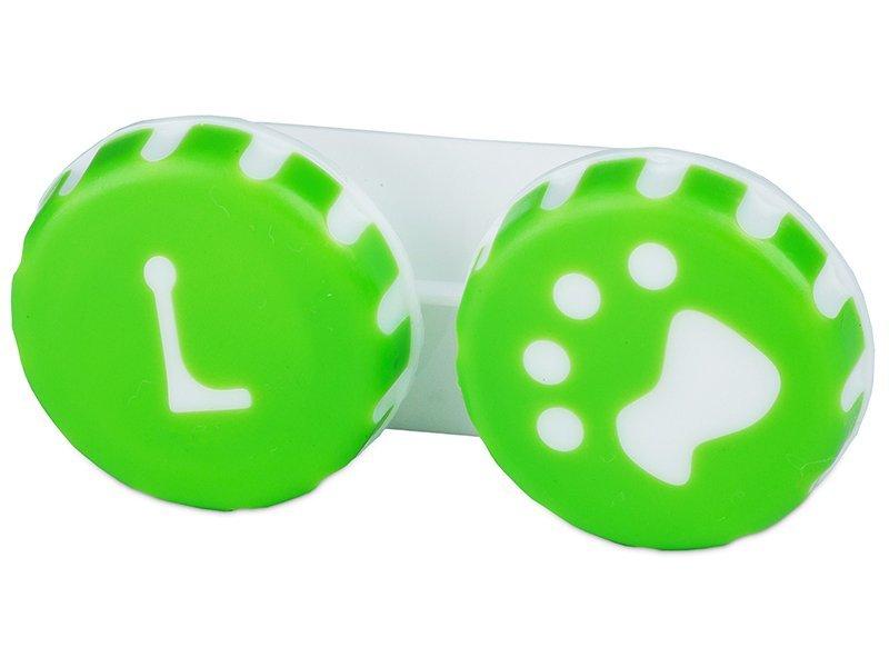 Kuti per Lente forme Puter jeshile