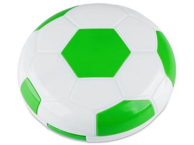 Kuti per Lente pasqyre Football - jeshile