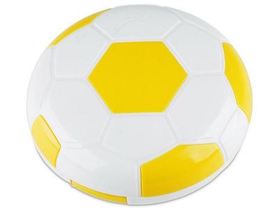 Kuti per Lente pasqyre Football - e verdhe