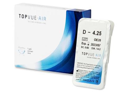 TopVue Air - Lente kontakti (1lente)