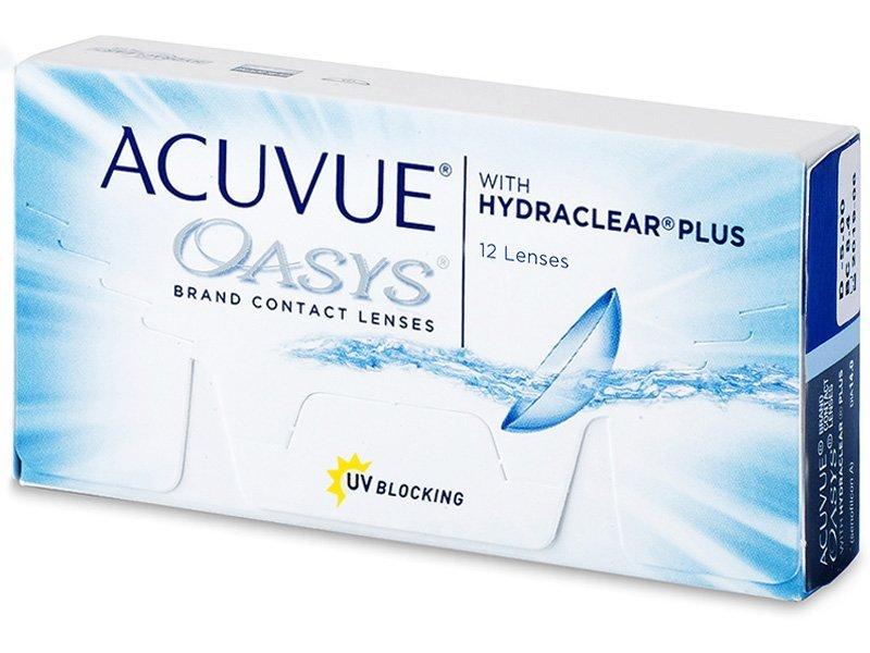 Acuvue Oasys (12lente) - Bi-weekly contact lenses