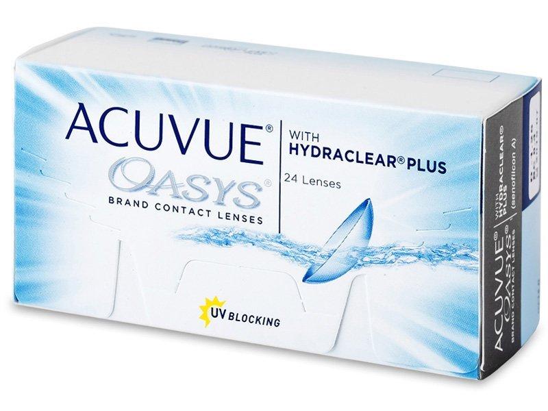 Acuvue Oasys (24lente) - Bi-weekly contact lenses