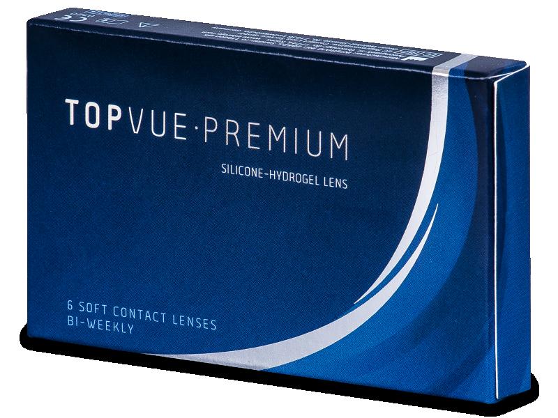 TopVue Premium (6lente) - Bi-weekly contact lenses