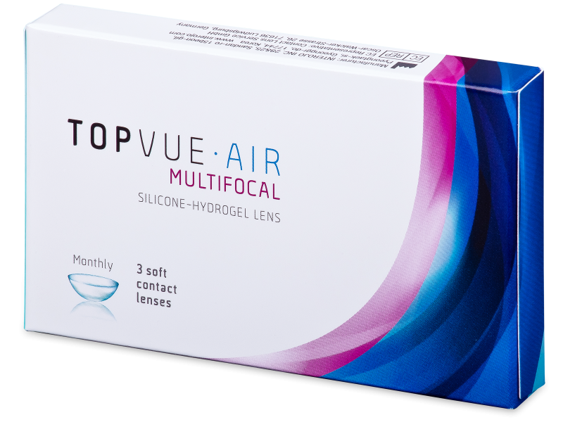 TopVue Air Multifocal (3 lente)