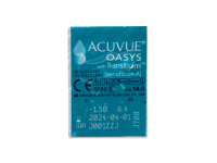 Acuvue Oasys with Transitions (6 lenses) - Blister pack preview