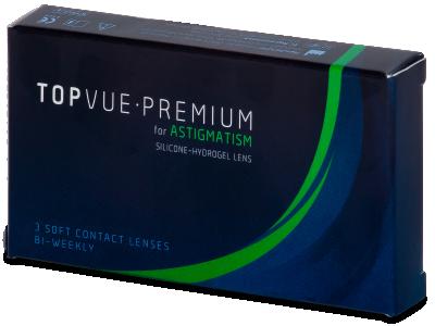 TopVue Premium for Astigmatism (3Lente)