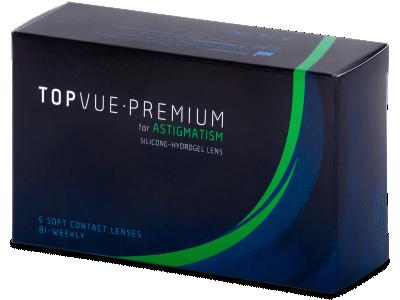 TopVue Premium for Astigmatism (6lente)