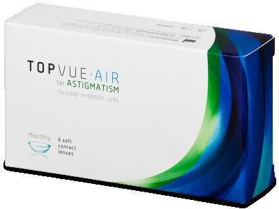 TopVue Air for Astigmatism (6lente)