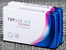 TopVue Air Multifocal (6 lente) - Multifocal contact lenses