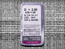 TopVue Air Multifocal (6 lente) - Blister pack preview