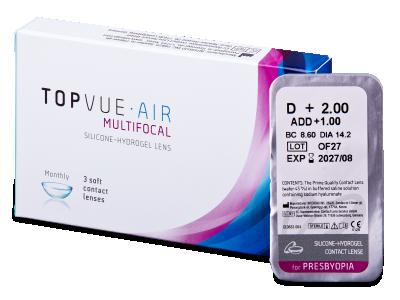 TopVue Air Multifocal (1lente)