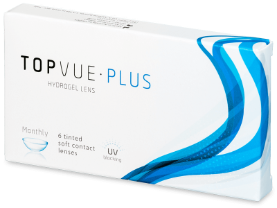TopVue Plus (6 lente) - Monthly contact lenses