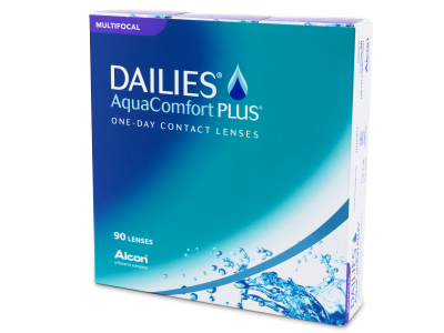 Dailies AquaComfort Plus Multifocal (90lente)