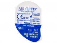 Air Optix plus HydraGlyde (6 lente) - Blister pack preview