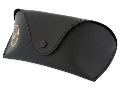 Syze Dielli Ray-Ban RB4068 - 601  - Original leather case (illustration photo)