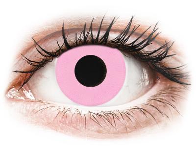 CRAZY LENS - Barbie Pink - Lente kozmetike ditore (2 lente)