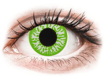 CRAZY LENS - Joker - Lente optike ditore (2 lente)