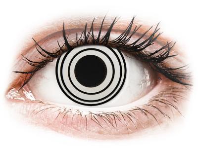 CRAZY LENS - Rinnegan - Lente optike ditore (2 lente)
