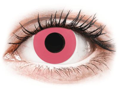 CRAZY LENS - Solid Rose - Lente optike ditore (2 lente)