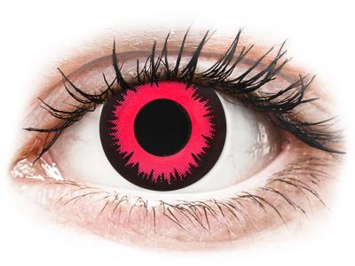 CRAZY LENS - Vampire Queen - Lente optike ditore (2 lente)